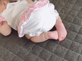赤ちゃんの足の写真・画像素材[1567656]