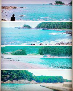 ビーチの眺めの写真・画像素材[1509131]