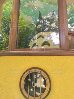トトロが待つ受付の写真・画像素材[1559363]