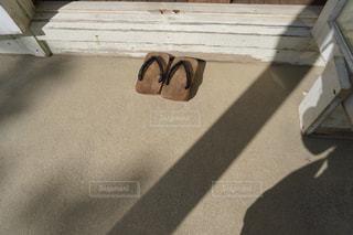 サツキとメイの家 下駄の写真・画像素材[2448252]