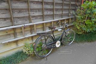 サツキとメイの家 自転車の写真・画像素材[2448293]