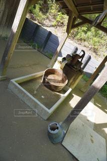 サツキとメイの家 井戸の写真・画像素材[2448296]