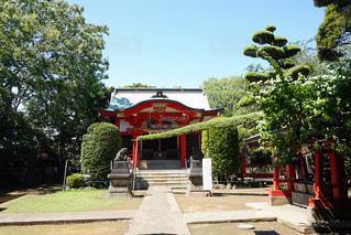 森浅間神社の写真・画像素材[2675066]