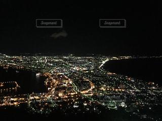 函館の夜景の写真・画像素材[1527738]