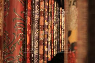 京都嵐山駅 キモノフォレストの写真・画像素材[1510141]