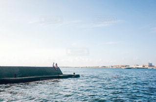 江ノ島の海の写真・画像素材[1510723]