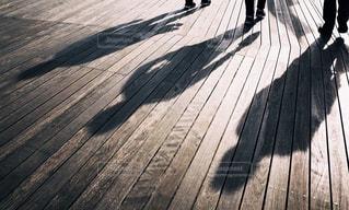 人影の写真・画像素材[1677052]