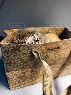 ハワイの機内食の写真・画像素材[1677057]