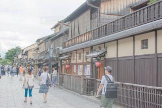 京都の街並みの写真・画像素材[1842546]
