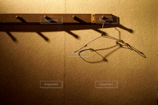 ハンガーの写真・画像素材[1859623]