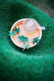 フォトジェニックなお茶の写真・画像素材[2317800]