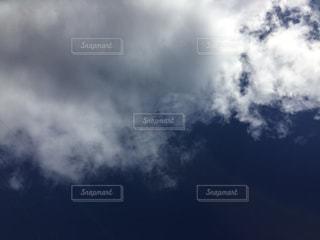 空の雲の写真・画像素材[1513389]