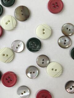 身近なボタン。の写真・画像素材[1526795]