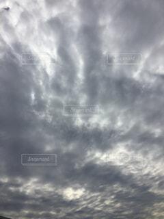 空の雲。の写真・画像素材[1528677]