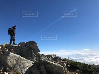 山雑誌の様な写真の写真・画像素材[1512102]