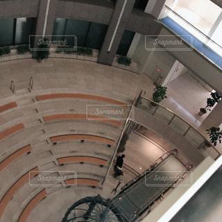 建物の内側の写真・画像素材[1545717]