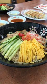 冷麺の写真・画像素材[1615509]