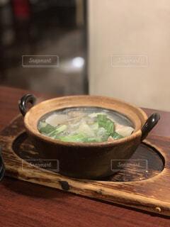 浅利スープ餃子の写真・画像素材[2365607]