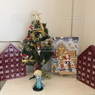 クリスマス準備の写真・画像素材[1647965]