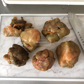 ホール搾菜の写真・画像素材[2292355]