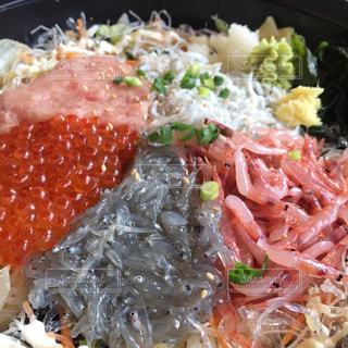 海鮮丼の写真・画像素材[1516236]