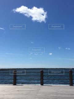 港の空の写真・画像素材[1513902]