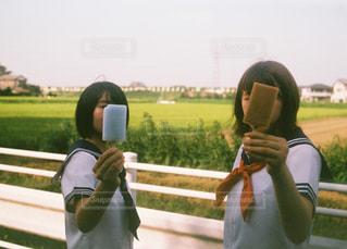 高校生の夏休みの写真・画像素材[1514538]