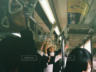 電車の写真・画像素材[1595785]