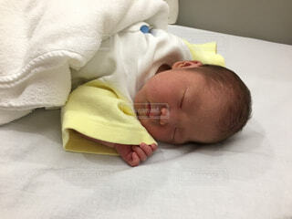 新生児の写真・画像素材[1751113]