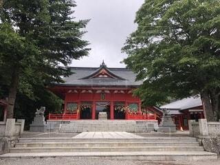 赤城神社の写真・画像素材[2514054]