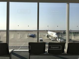 空港にての写真・画像素材[1517963]