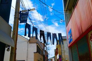 岡山ジーンズストリートの写真・画像素材[1517462]