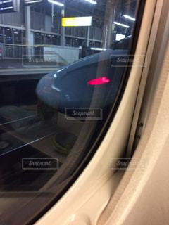 車窓風景の写真・画像素材[1635225]