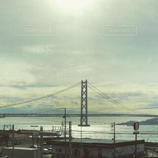 明石大橋の写真・画像素材[1667798]