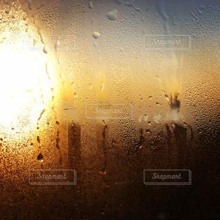 冬の朝の写真・画像素材[1724703]