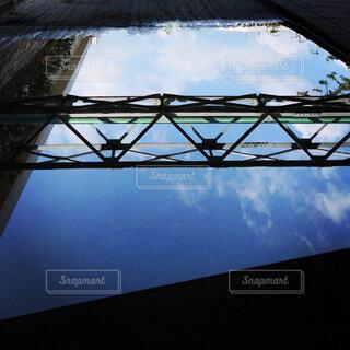 切り取られた空を切り取るの写真・画像素材[2082605]