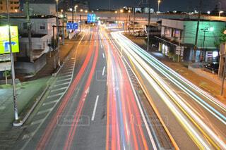 歩道橋の写真・画像素材[1520366]