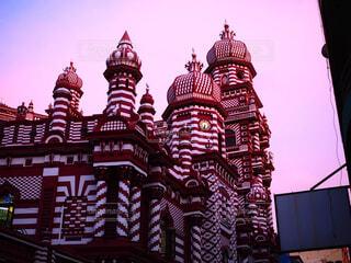 スリランカのモスクの写真・画像素材[1520948]
