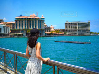 港の写真・画像素材[2931251]
