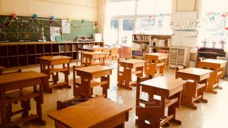 教室の写真・画像素材[1533334]