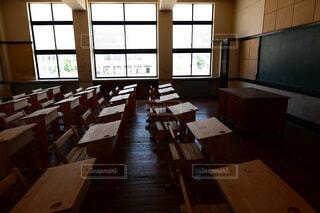 懐かしき教室の写真・画像素材[1523730]