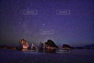 星空の写真・画像素材[1524749]