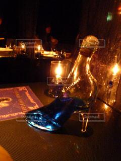 ガラスの靴の写真・画像素材[1529128]