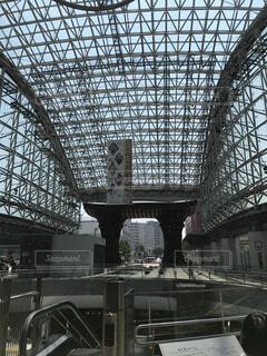 金沢の駅前の写真・画像素材[1528041]