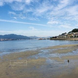 宮島に旅行の写真・画像素材[2674960]
