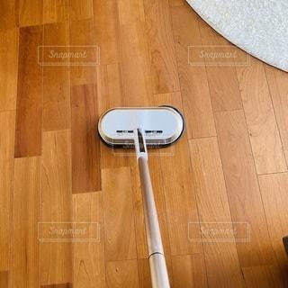 楽チンの回転モップの写真・画像素材[3637189]