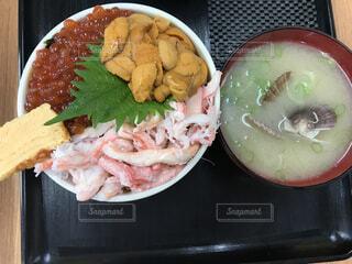 海鮮丼の写真・画像素材[1603001]