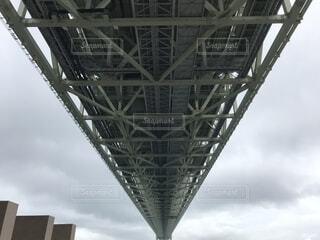 明石海峡大橋の写真・画像素材[1603007]