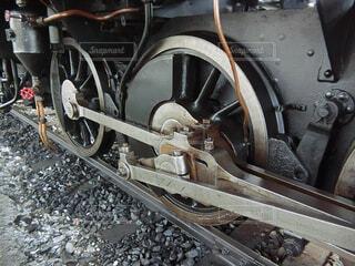 古いバイクの写真・画像素材[1632376]