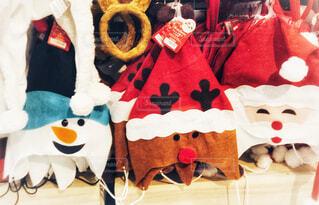 クリスマス用品の写真・画像素材[1667884]